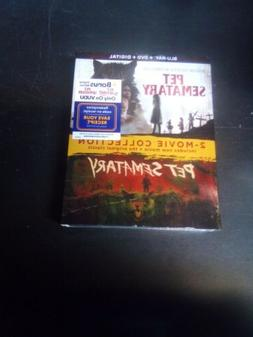 Pet Sematary 2-Movie Collection   New