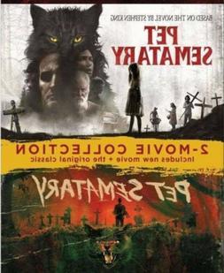 Pet Sematary 2-Movie Collection VUDU HDX InstaWatch DIGITAL