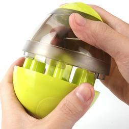Pet Smart Feeder Food Dispenser Leakage Training Education T