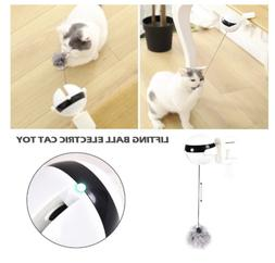 Pet Smart Hair Ball Automatic yo-yo Lifting Electric Cat Toy