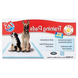 Pet All Star XL Puppy Dog Pads 75 Pk Toilet House Training A