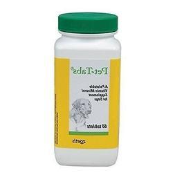 Pet Tabs Original Formula Vitamin Supplement, 60 Count