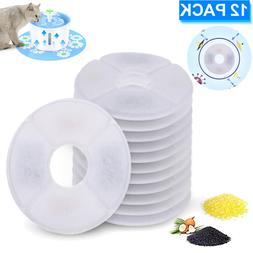 pet water fountain filter activated carbon dog