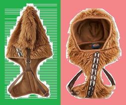PetCo StarWars XS CHEWIE Pet Collection Chewbacca Hoodie Har