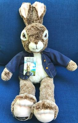 "Peter Rabbit 2 Movie Plush 24"", NWT, 2020, DanDee Collector'"