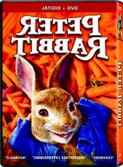 Peter Rabbit  Ac-3/Dolby Digital, Digital Copy, Dolby, Dubbe