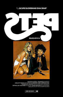 pets 1973 movie poster