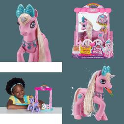 Pets Alive My Magical Unicorn  In Stable Electronic Pet By Z