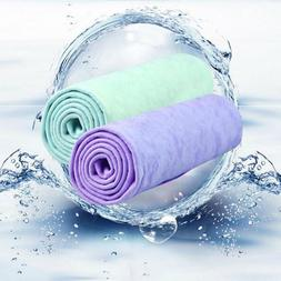 Pets Drying Quick-dry Bath Small Dog Towels Cat Soft Super A
