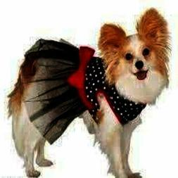 pets polka dot dress nwt