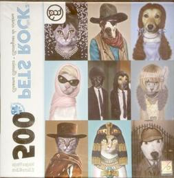 pets rock cinema classics 500 piece jigsaw