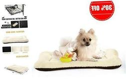 PETSGO Super Soft Crate Mats(1 in High Dog & Cat Beds for 36