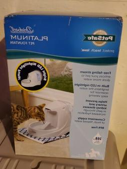PetSafe Drinkwell Platinum Fountain Indoor Dog & Cat Multi-P