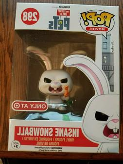 Funko Pop Movies Collectible vinyl lnsane Snowball from The