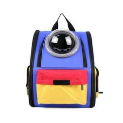 Portable Dogs Carrier Canvas Backpacks Outdoor Travel Puppy