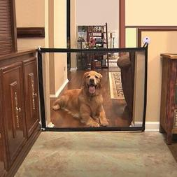 Portable Kids &Pets Safety Door Guard Enclosure to Play and