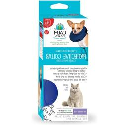 Calm Paws Premium Inflatable Protective Collar  For Dogs Or