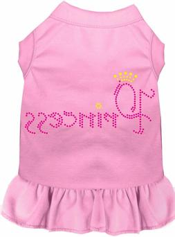 Princess Rhinestone Dress-By Mirage Pet--Assorted Colors