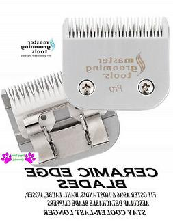 PRO Edge Pet Grooming CERAMIC 30 BLADE*Fit Oster A5 A6,Most