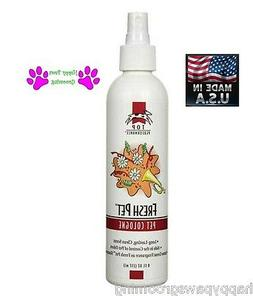 Top Performance PRO Grooming FRESH PET Dog Cat Cologne&Deodo