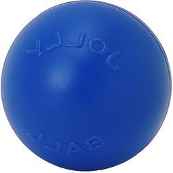 Jolly Pets Push-n-Play Ball Dog Toy High density plastic bal