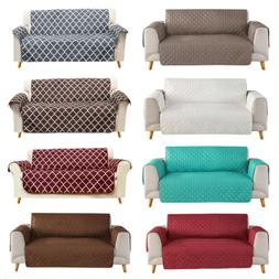 quilted sofa cover waterproof nonslip couch loveseat