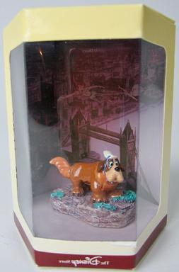 *** RARE- Tiny Kingdom- PETER PAN- NANA- 1953- Disney Store-