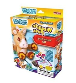Wuggle Pets Refill Pet Kit, Playful Pony, 1 ea