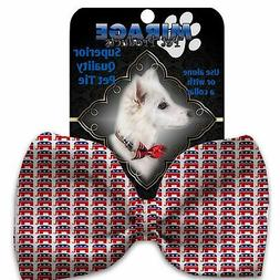 Mirage Pet Products Republican Pet Bow Tie Collar Accessory