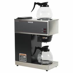 Restaurant Coffee Maker 12 Cup Brewer For Office Bunn Commer