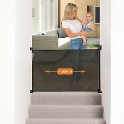 Dreambaby Retractable Mesh Safety Gate, Baby & Dog Pet Stair