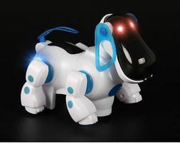 Robot Dog Pet Toy Smart Electronic Kids Interactive Walking