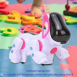 Robot Electronic Dog Pet Toy Smart Kids Interactive Walking