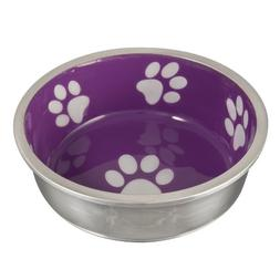 Loving Pets Robusto Bowl for Small Dogs and Cats, X-Small, V