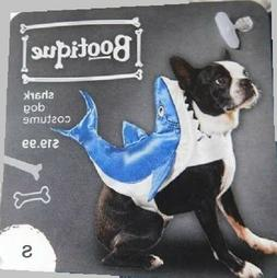 Petco Bootique S Dog/Cat Halloween Costume Shark Hoodie Jack