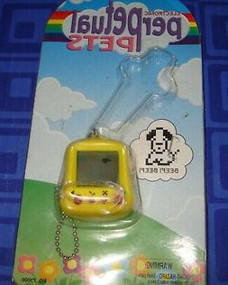 PerPETual Pets Game Electronic Handheld Keychain Game New Tr
