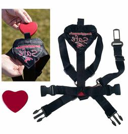 Smart Pet Love Safe & Sound Dog Harness in sizes XS to XL  h