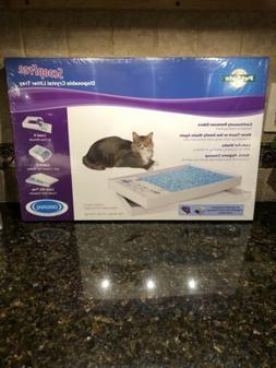 PetSafe ScoopFree Litter Tray Cat Litter Disposal System Ref