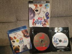 SECRET LIFE OF PETS 1  NEW WITH SLEEVE