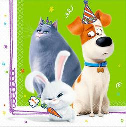 SECRET LIFE OF PETS 2 Birthday party supplies lunch dinner P
