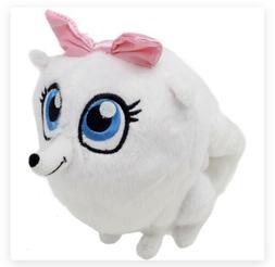 "Secret Life Of Pets 2 Movie Gidget Plush Stuffed Animal 6"""