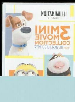 Secret Life Of Pets: 3 Mini-movie Collection