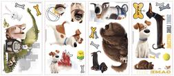 Secret Life of Pets Peel and Stick Wall Decals 2 Pack