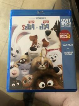 Secret Life of Pets - Two Movie Collection + 5 Mini Movies