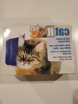 Cat It Self Groomer With Catnip, catnip not included