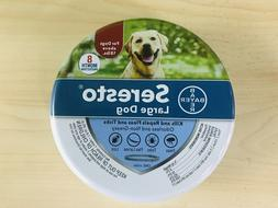 seresto flea and tick collar for large