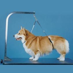 No-Sit Haunch Holder Dog Grooming Restraint Small Medium Dog