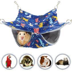 Small Animal Pet Hammock Ferret Rat Mice Guinea Pig Hanging