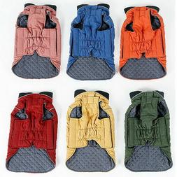 Small-Large Pet Dog Puppy Quality Thicken Warm Clothes Sweat