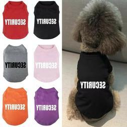Small Medium Dog Spring Clothes Pet Puppy Costume Dog Cat Sp